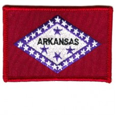 Arkansas State Flag small
