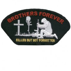 Fallen Brothers Forever 3 x 5 Patch