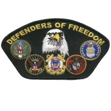 Defenders of Freedom 3 x 5 Patch