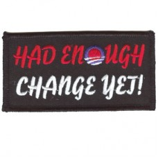 Had Enough Change Yet patch