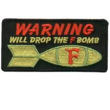 F Bomb Warning