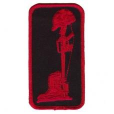 Field Cross Red patch