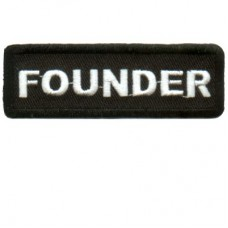Black Founder Patch
