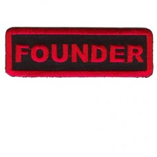 Red Founder patch