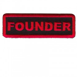 Stock Officer Patches