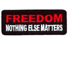 Freedom - Nothing Else Matters patch
