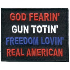 God Fearin Real American