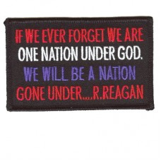 Ronald Reagan A nation gone under patch