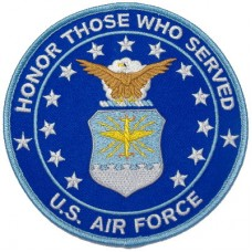 Honor Those Who Served - Air Force 5 patch
