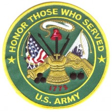 Honor Those Who Served - Army-Round 5
