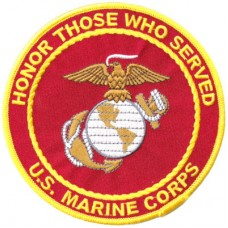 Honor Those Who Served - Marine-Round 5
