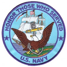Honor Those Who Served - Navy-Round 5