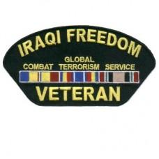 Iraqi Freedom 3 x 5 Patch