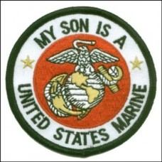 My Son is a Marine Patch