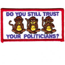 Still Trust Your Politicians? patch