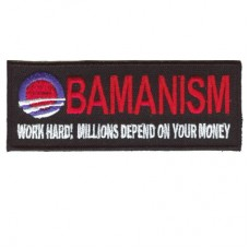 Obamanism patch