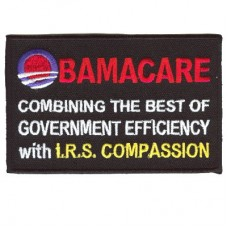 Obamacare Government Efficiency with IRS compassion patch
