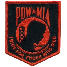POW I Ride for Those Who Died