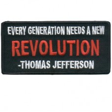 Thomas Jefferson Every Generation Needs Revolution