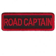 Red Road Captain patch