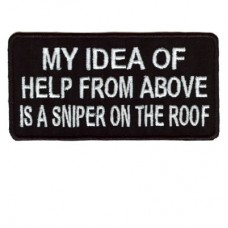Sniper on Roof patch