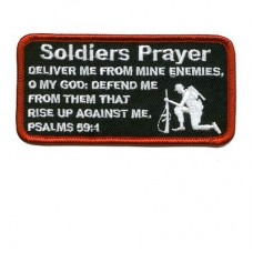A Soldiers Prayer