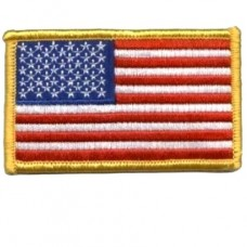 US Flag  Patch Bulk Ordering