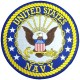 U.S. Navy Back patch