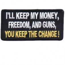 You Keep the Change Patch