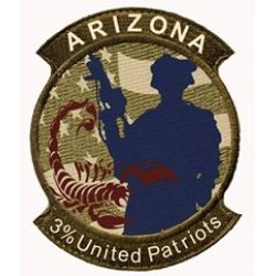 Arizona III% United Patriots