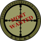 Most Wanted  3.5 inch round