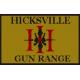 Hicksville Gun Range Hat III Patch