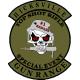 Hicksville Gun Range Special Event Back Patch
