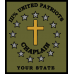III United Patriots Chaplains Patch