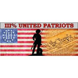 III% United Patriots