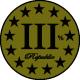 III% REPUBLIC OD 3.5 ICH ROUND