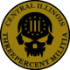 Central Illinois III% Shoulder Patch