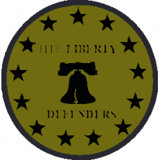 Liberty Defenders 3.5 inch round