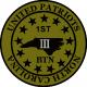 North Carolina State BTN patch 3.5 inch round