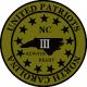 North Carolina State patch 3.5 inch round