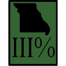 3%-Three Percent State Map Patch-4 Patch Minimum