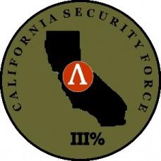 Security Force III California