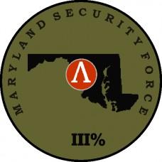 Security Force III Maryland