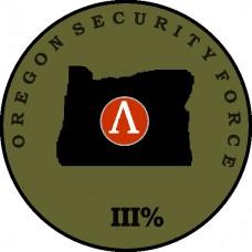 Security Force III Oregon