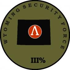 Security Force III Wyoming