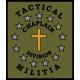 Chaplains Patch Tactical Militia