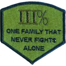 III Never Fights Alone