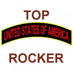 Custom Rocker Patches