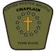 Chaplains Patch UNITED STATES Militia