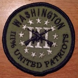 Washington III% United Patriots